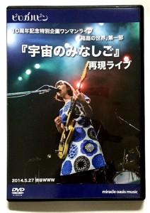 「宇宙のみなしご再現ライブ」DVD