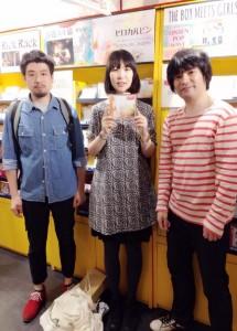 タワレコ渋谷店