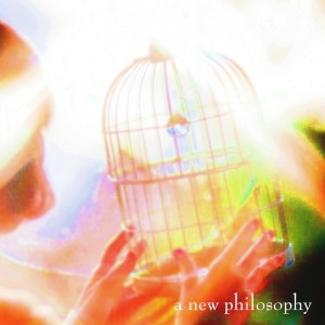 a new philosophy ジャケット